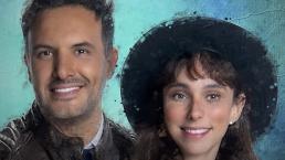 """Natalia Téllez vivirá un romance con Alejandro de la Madrid en 'Te acuerdas de mí' y él opina: """"Se freseó con los besos"""""""