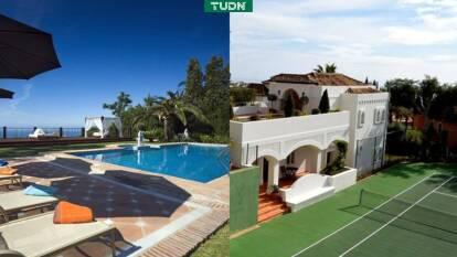 Esta bella mansión fue parte de la inspiración del serbio para ganar Roland Garros.