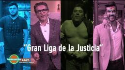 Conoce a la Gran Liga de la Justicia de Hoy