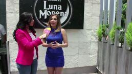 ¡Gloria Aura es rescatada por Lucía Méndez!
