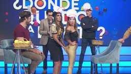 Andrea Escalona deja que Galilea Montijo compruebe que sus glúteos no están operados