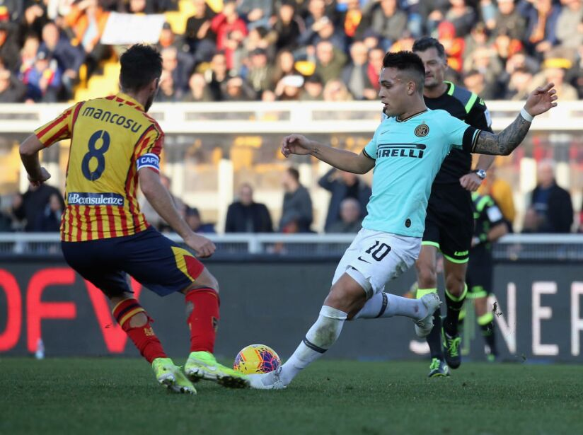 US Lecce v FC Internazionale - Serie A