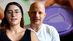 """""""¡Qué papá tan moderno!"""": Facundo acompañó a su hija de 17 años a ponerse el DIU"""