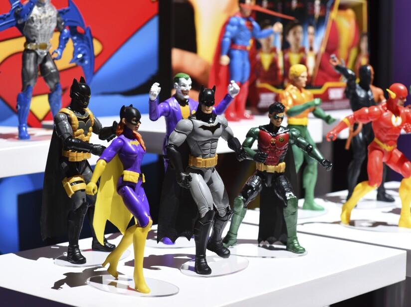 Mattel at New York Toy Fair 2019