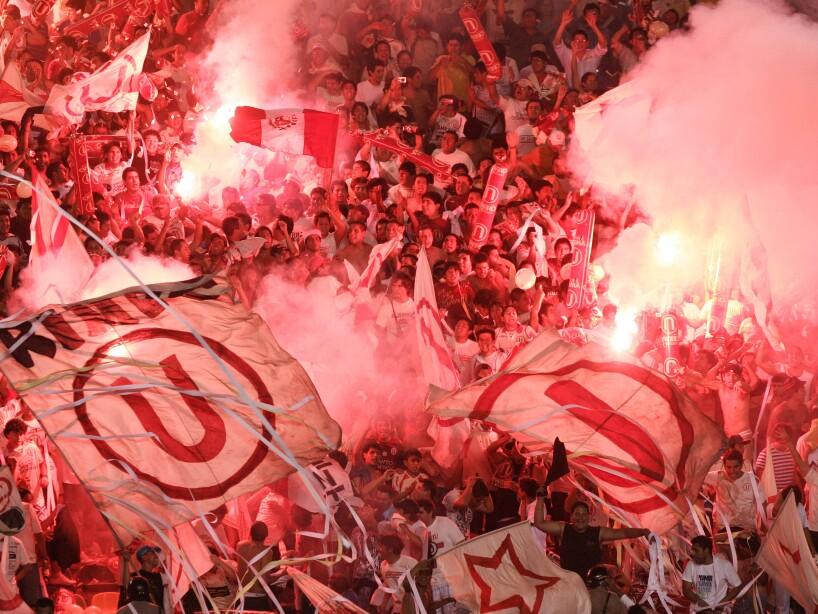 Peru Soccer Copa Libertadores