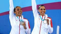Nuria Diosdado y Joana Jiménez ganan plata para México… y el pase a Tokio 2020