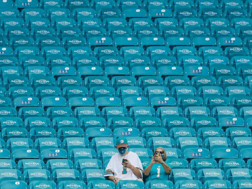 Buffalo Bills v Miami Dolphins