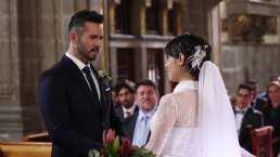 Detrás de 'Te doy la vida': ¿Cómo se grabó la boda de 'Pedro' y 'Gina'?