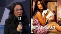 Salma Hayek es tan amiga de Yolanda Andrade que hasta la invitaba a las grabaciones de sus películas