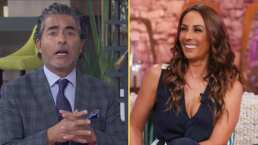 """Así reaccionó Raúl Araiza cuando supo que Consuelo Duval contó que su primera vez fue con él: """"Ah qué la Pachita"""""""
