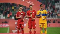 Lewandowski, Gignac y Kimmich, los mejores del Mundial de Clubes