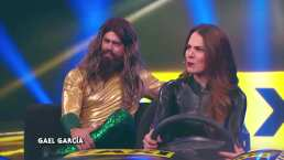 Juego exclusivo: Gatúbela hizo un desastre en 'El Taxi'