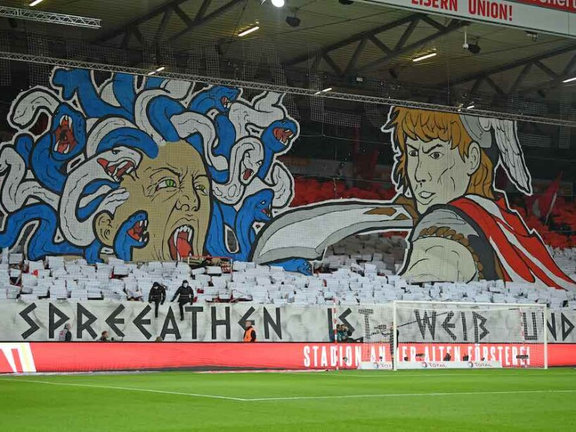 1. FC Union Berlin v Hertha BSC - Bundesliga