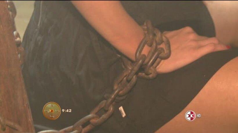 África Zavala grabó sensual video