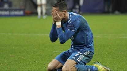 Han pasado exactamente 10 días desde la última vez que el goleador de la Juventus festejó su último gol antes de la pandemia.
