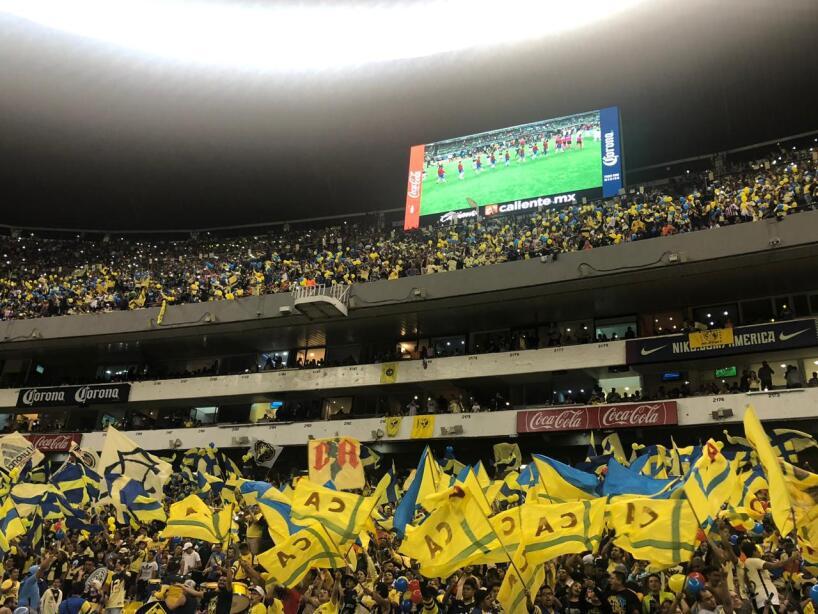 Liga MX, América vs Chivas, Apertura 2019, Jornada 12, 2.jpeg