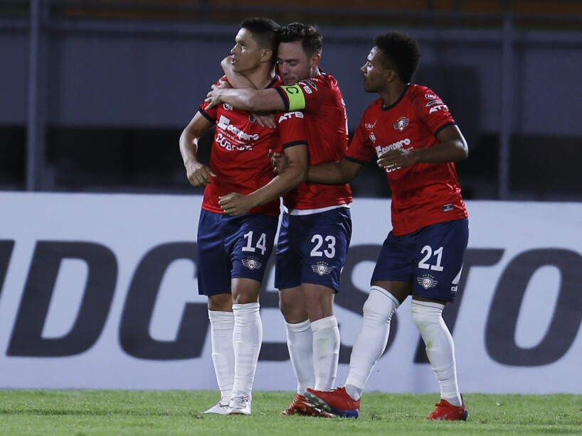 Jorge Ortiz, Fernando Saucedo, Ramiro Ballivian