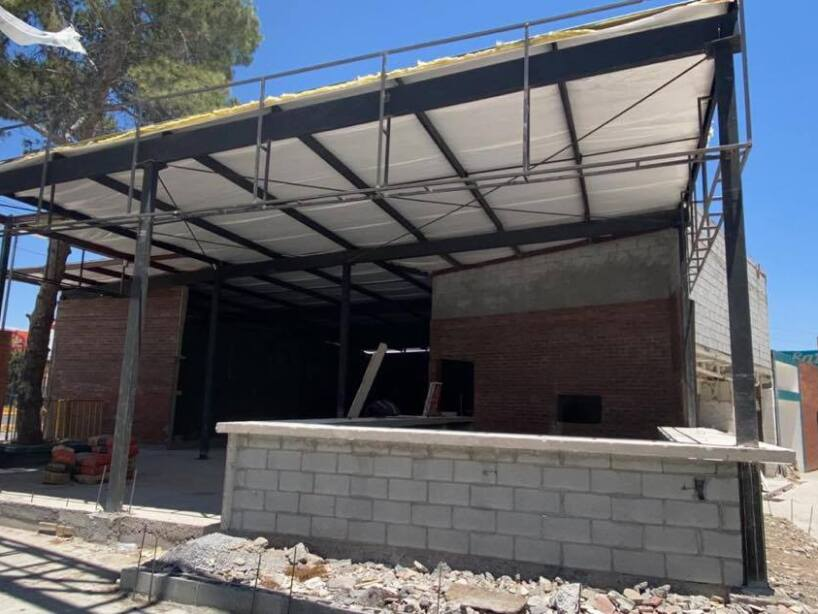 Aspecto de la nueva Caja de Bateo y Bar del Estadio Madero.jpg