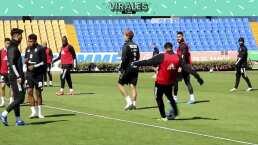 Juninho deja parado a Gignac con tremendo golazo