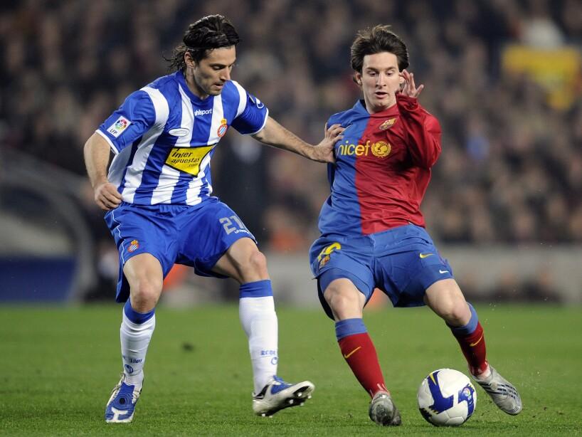 Daniel Jarque, Leo Messi