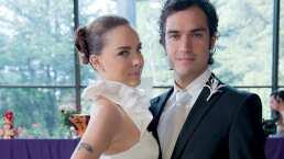 Belinda y Alfonso Herrera: Revive el apasionado beso que protagonizaron en 'Camaleones'