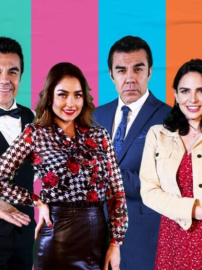 """""""Como tú no hay 2"""" es la historia de 'Toño' ( Adrián Uribe ), quien descubre que tiene un hermano gemelo llamado 'Ricardo', un hombre de clase alta que tiene que tomar importantes decisiones en su empresa. Aquí te contamos más sobre sus personajes."""