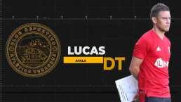 Lucas Ayala reaparece ahora en la Liga de Balompié Mexicano