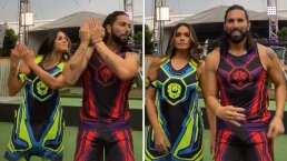 Galilea Montijo y Poncho de Nigris cautivan en TikTok con sus uniformes de Guerreros 2020