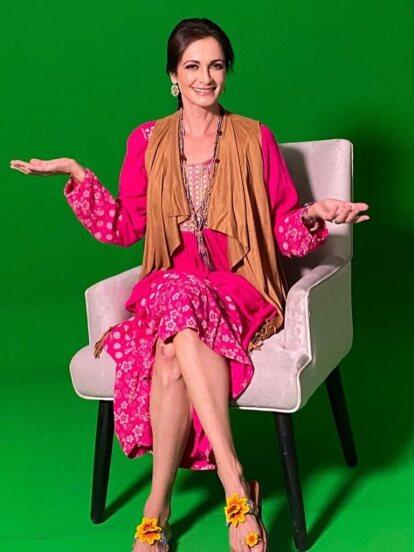 Alejandra Procuna regresa a las telenovelas después de cuatro años alejada de la pantalla chica, y lo hará con 'La Mexicana y El Güero', historia que se estrenará el 17 de agosto próximo a las 8:30 de la noche por Las Estrellas.