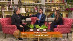 Andrés Portillo: El poder del amor