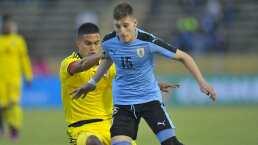 Uruguayo Facundo Waller llegó a México para unirse a Pumas