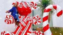 """""""Llegó la Navidad a mi casa"""": Andrea Legarreta revela los lujosos detalles de su mágica decoración"""