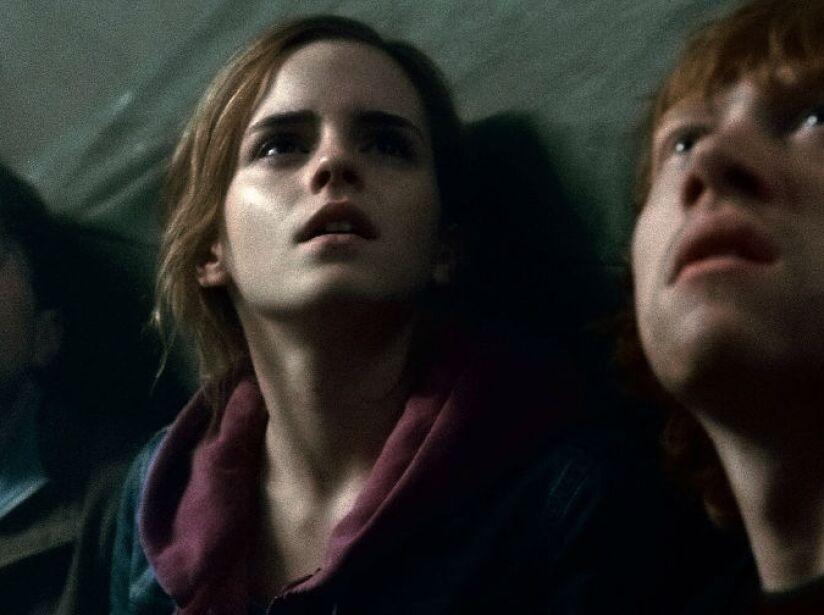 Harry Potter and the Deathly Hallows, Part 2, es la última aventura de la serie de Harry Potter.