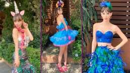 De Jalapeño a Lele, pasando por Quetzal: Así se hacen los estrafalarios vestuarios de Natalia Téllez