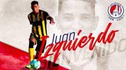 Juan Izquierdo se suma a la Liga BBVA MX