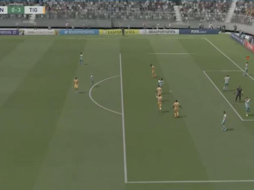 Santos vs Tigres, eLiga MX, 6.png