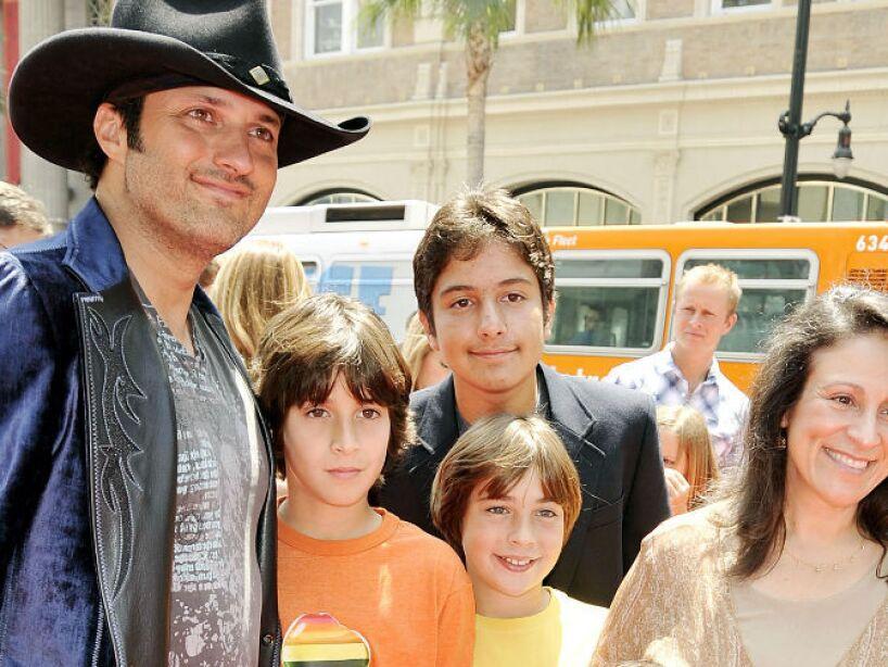 6. Robert Rodríguez: Los hijos del director se llaman Rocket (cohete), Racer (corredor), Rogue (pillo) y Rebel (rebelde).