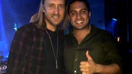 Exclusiva: ¿Julión Álvarez y el Dj David Guetta juntos?