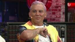 Edwin Luna confiesa que se tatuó el nombre de una expareja y a la semana terminaron