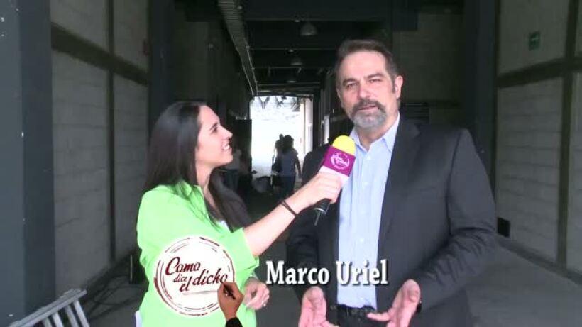 Entrevista video Marco Uriel deja esposa carcel | Como dice el dicho ...