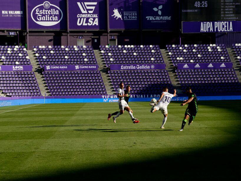 Real Valladolid CF v Real Betis Balompie - La Liga