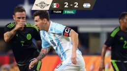 Futbol Retro | El día que Messi rescató a la Albiceleste ante México