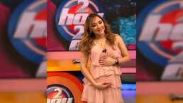 """¡Gran noticia!: Sherlyn se integra al elenco de """"Hoy"""" y mostrará la evolución de su embarazo"""