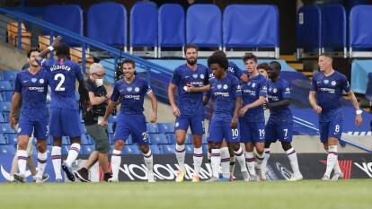 Con goles de Christian Pulisic y Willian, el Chelsea gana y deja al Manchester City fuera de la contienda por el título.