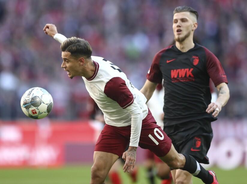 Germany Soccer Bundesliga