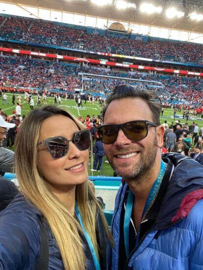 Odalys Ramírez es pareja del actor y cantante Patricio Borghetti con quien tiene 2 hijos. <br><br>Su boda estaba planeada para 2020, pero tuvo que posponerse a causa de la pandemia. </br></br>