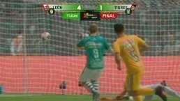 'Nickiller' se inspira con la voz de Moi Muñoz y vence 4-1 a los Tigres
