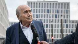 Blatter, expresiente de FIFA, tuvo COVID-19 y fue hospitalizado