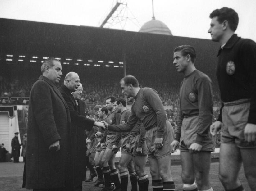 Soccer - International Friendly - England v Spain - Wembley