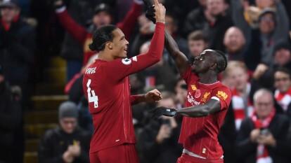 El Liverpool es el club que más futbolistas aporta con cinco: Alisson, Alexander-Arnold, Robertson, Virgil van Dijk y Mané.